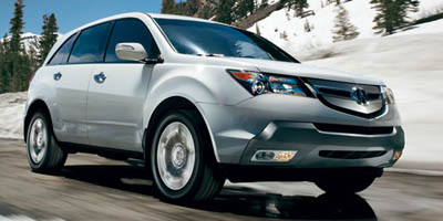 2007 Acura MDX Sport Pkg available in Iowa City and Rapid City