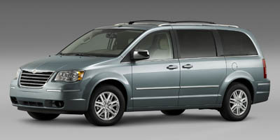 2008 Chrysler Town & Country in Des Moines - 1 of 0