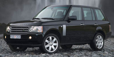 2008 Land Rover Range Rover in Iowa City - 1 of 0
