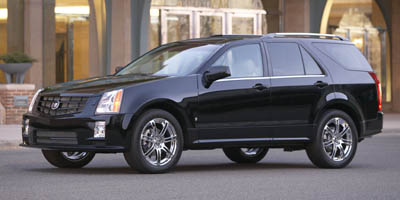 2008 Cadillac SRX in Sioux City - 1 of 0