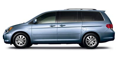 2008 Honda Odyssey EX-L available in Iowa City and Sioux City