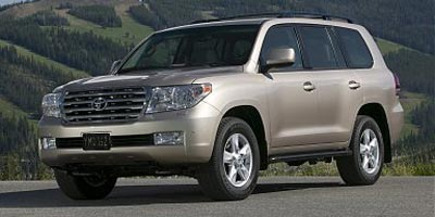 2008 Toyota Land Cruiser in Sioux Falls - 1 of 0