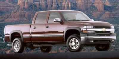 2001 Chevrolet Silverado 2500HD LS 4WD Crew Cab  - 6131B