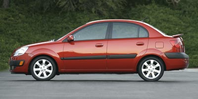 2008 Kia Rio in Missoula - 1 of 0