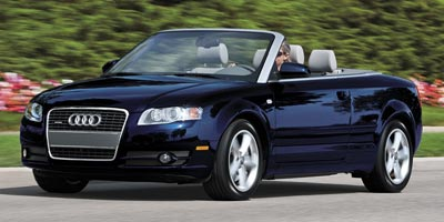 2008 Audi A4  Cabriolet CVT 2.0T FrontTrak in Rapid City and Des Moines