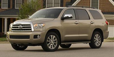 2008 Toyota Sequoia in Sioux City - 1 of 0