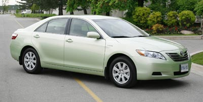 2009 Toyota Camry Hybrid in Sioux Falls - 1 of 0
