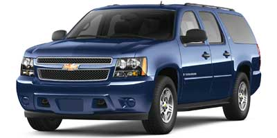 2008 Chevrolet Suburban in Sioux Falls - 1 of 0