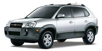 2008 Hyundai Tucson in Sioux Falls - 1 of 0