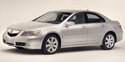 2009 Acura RL Tech Pkg available in Des Moines and Watertown