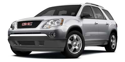 2008 GMC Acadia SLE1 available in Iowa City and Des Moines