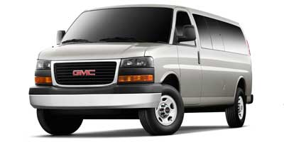 All Savana Cargo Van