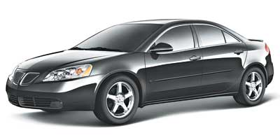 2008 Pontiac G6 in Iowa City - 1 of 0