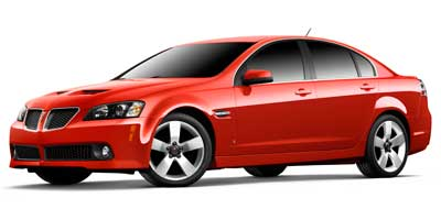 2008 Pontiac G8 in Iowa City - 1 of 0
