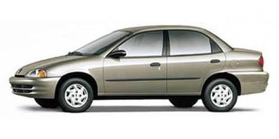 Pontiac Firefly 2000