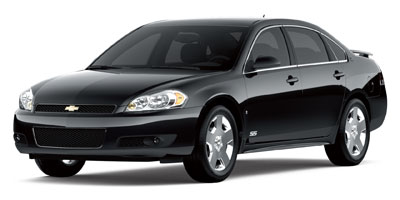 2009 Chevrolet Impala  - Shore Motor Company