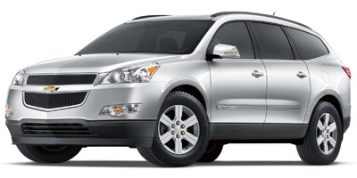 2009 Chevrolet Traverse in Iowa City - 1 of 0