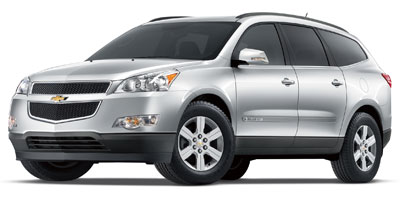 2009 Chevrolet Traverse in Iowa City - 2 of 0