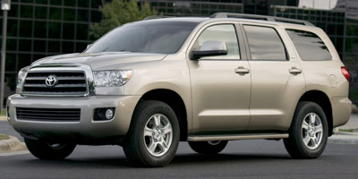 2009 Toyota Sequoia in Sioux Falls - 1 of 0