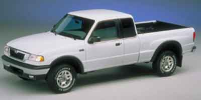 Mazda 4WD B-Series Pickup 2001