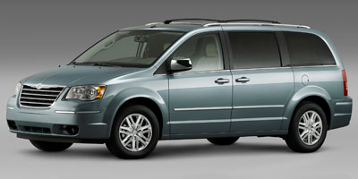 2009 Chrysler Town  Country Touring