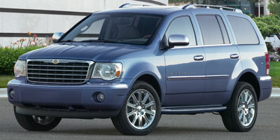 2009 Chrysler Aspen Limited  - 19