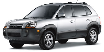 2009 Hyundai Tucson in Iowa City - 1 of 0