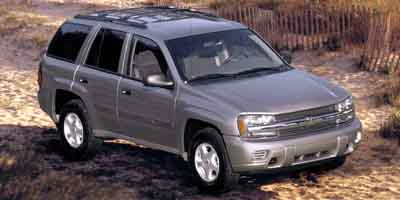 2002 Chevrolet TrailBlazer LS 4WD  - C5059A