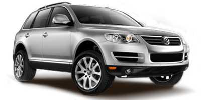 Volkswagen Touareg 2 2009