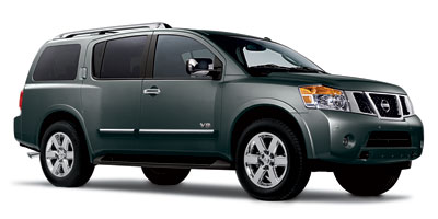 2012 Nissan Armada in Sioux Falls - 3 of 0