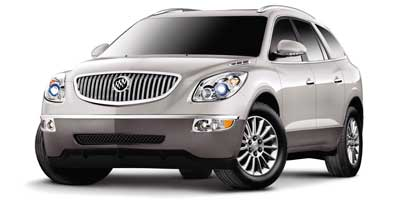 2010 Buick Enclave CXL in Iowa City and Watertown