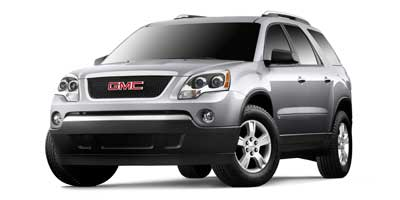 2009 GMC Acadia in Iowa City - 1 of 0