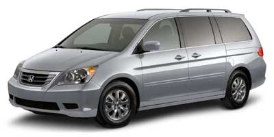 2010 Honda Odyssey in Iowa City - 1 of 0