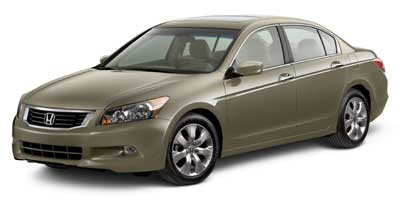 2010 Honda Accord EX-L V6 - White Diamond Pearl