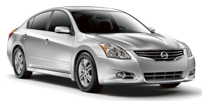 2012 Nissan Altima 2.5S 4dr Car