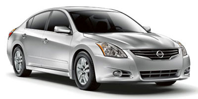 2012 Nissan Altima 3.5 S 4dr Car