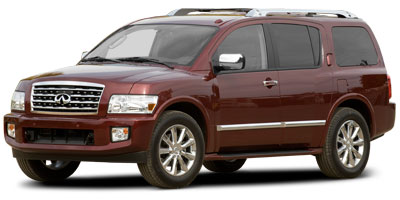 2010 Infiniti QX56 in Sioux City - 1 of 0