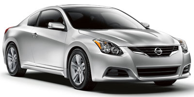 2012 Nissan Altima Coupe  2dr Car