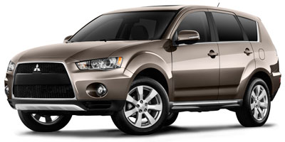 2010 Mitsubishi Outlander in Sioux Falls - 1 of 0
