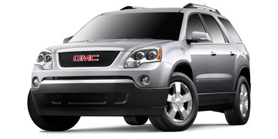 2011 GMC Acadia SLT1 in Iowa City and Sioux City