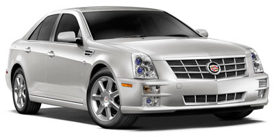 2011 Cadillac STS in Sioux City - 1 of 0