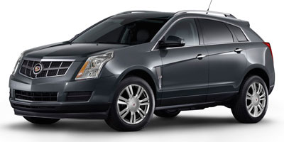 2012 Cadillac SRX Luxury Collection AWD  - L34027A