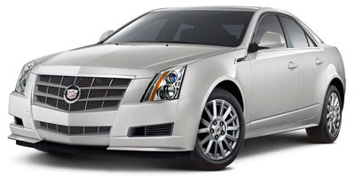 2011 Cadillac CTS Sedan in Iowa City - 1 of 0