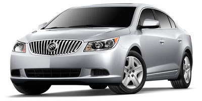 2010 Buick LaCrosse CX 3.0L 6-cyl in Iowa City and Sioux City