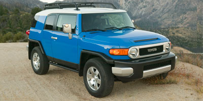2010 Toyota FJ Cruiser in Sioux Falls - 1 of 0