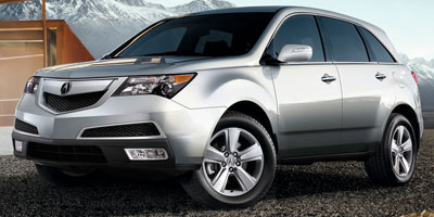 2010 Acura MDX  in Iowa City and Watertown