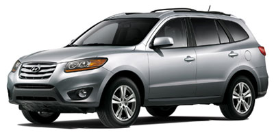 2011 Hyundai Santa Fe in Sioux Falls - 1 of 0