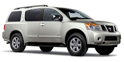 2012 Nissan Armada in Sioux Falls - 1 of 0