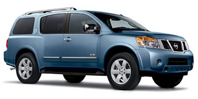 2012 Nissan Armada in Sioux Falls - 2 of 0