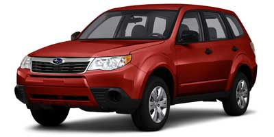 2010 Subaru Forester 2.5X Premium available in Iowa City and Des Moines